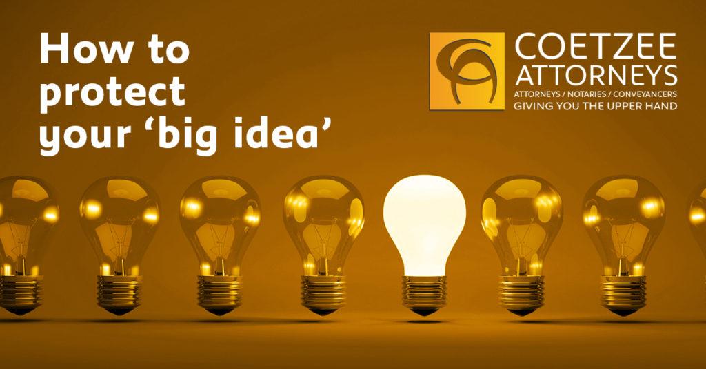 protect your big idea