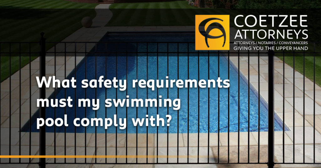 Pool Safety Requirements