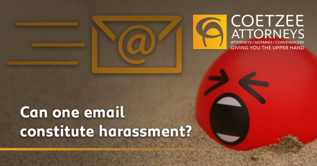 Email Harassment