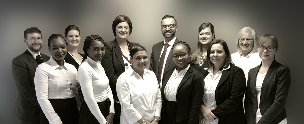 Coetzee Attorneys team 2018